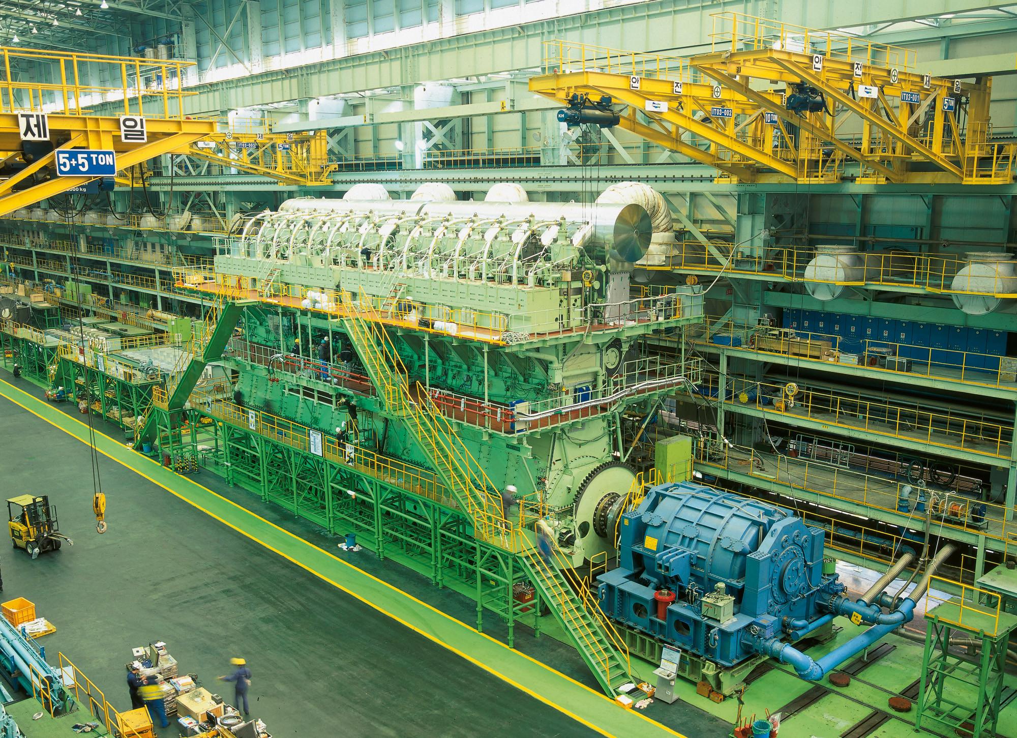 maior motor do mundo 3