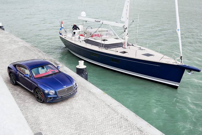 Bentley and Contest Yachts – 1