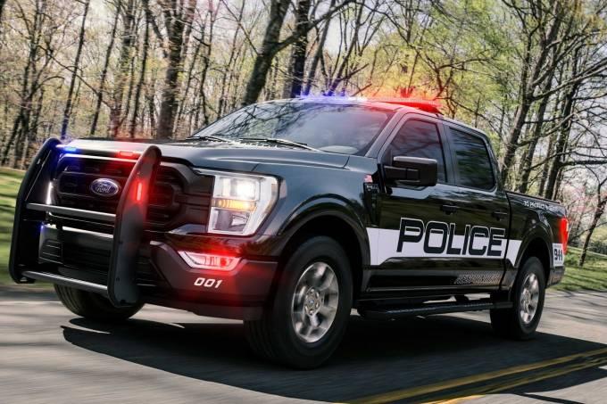 f-150 police responder