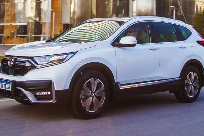 Honda CR-V 2022 16-9