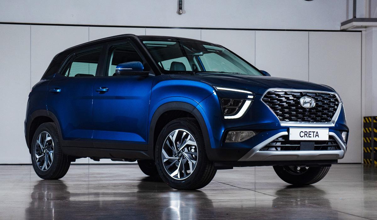 Novo Hyundai Creta russo adianta mudanças que deverão surgir no Brasil