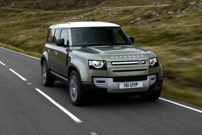 Land Rover Defender FCEV