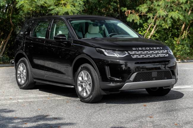 Carro Land Rover Discovery