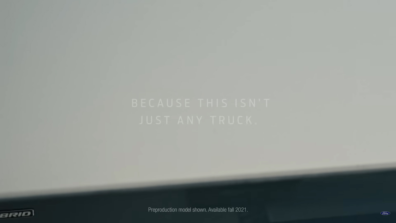 Maverick Hybrid detalhe