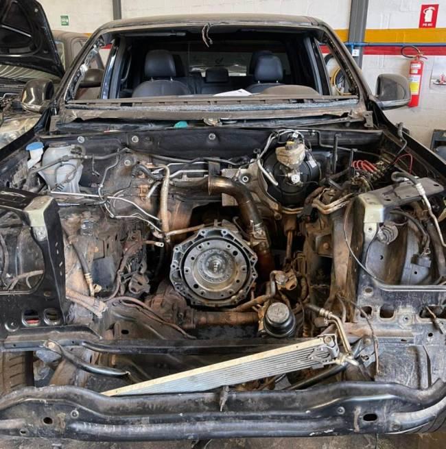 Mecânico Volkswagen Amarok especialista defeitos