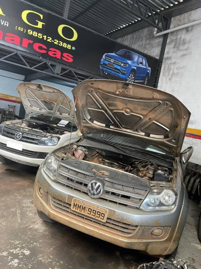 Mecânico Volkswagen Amarok especialista defeitos (6)
