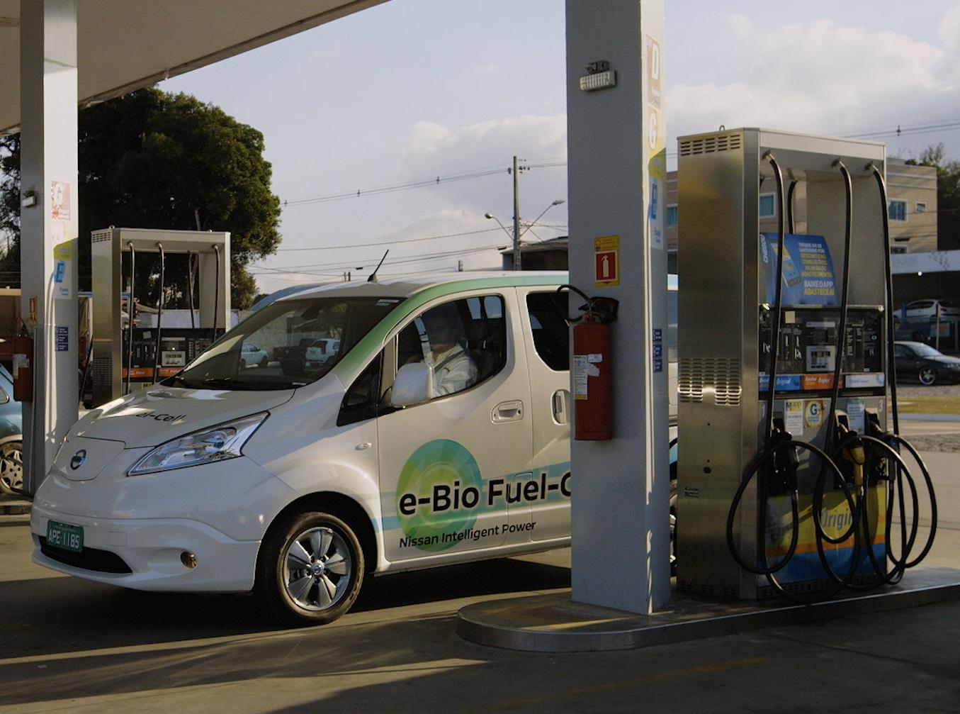 Tecnologia SOFC utiliza etanol para gerar energia elétrica