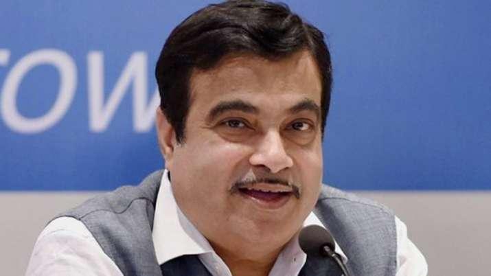 Nitin Gadkari, ministro de Transportes da Índia