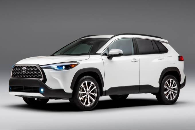 Toyota Corolla Cross 2022 EUA (6)