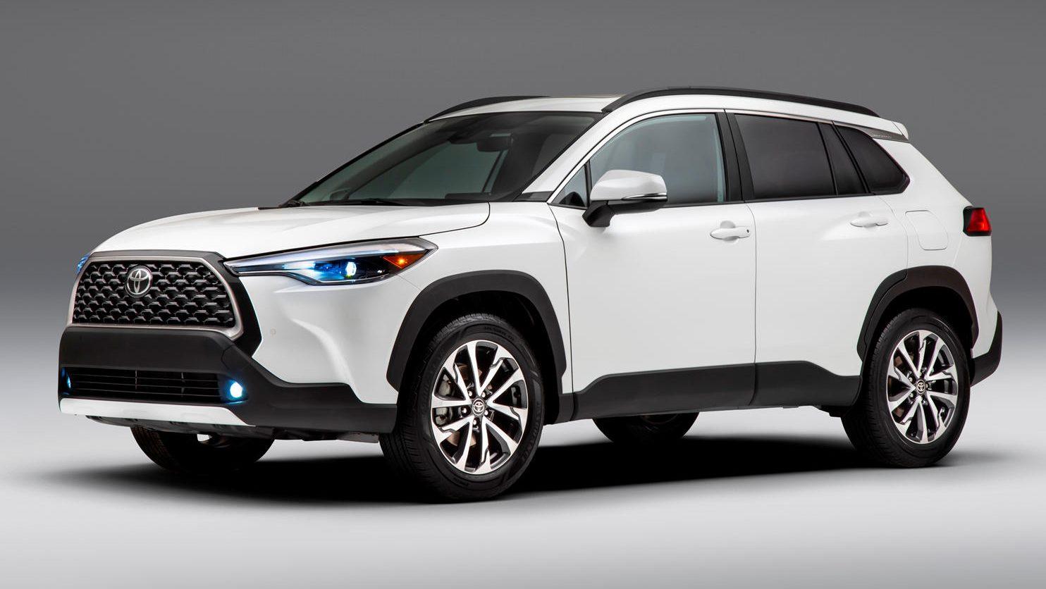 Toyota Corolla Cross 2022 EUA