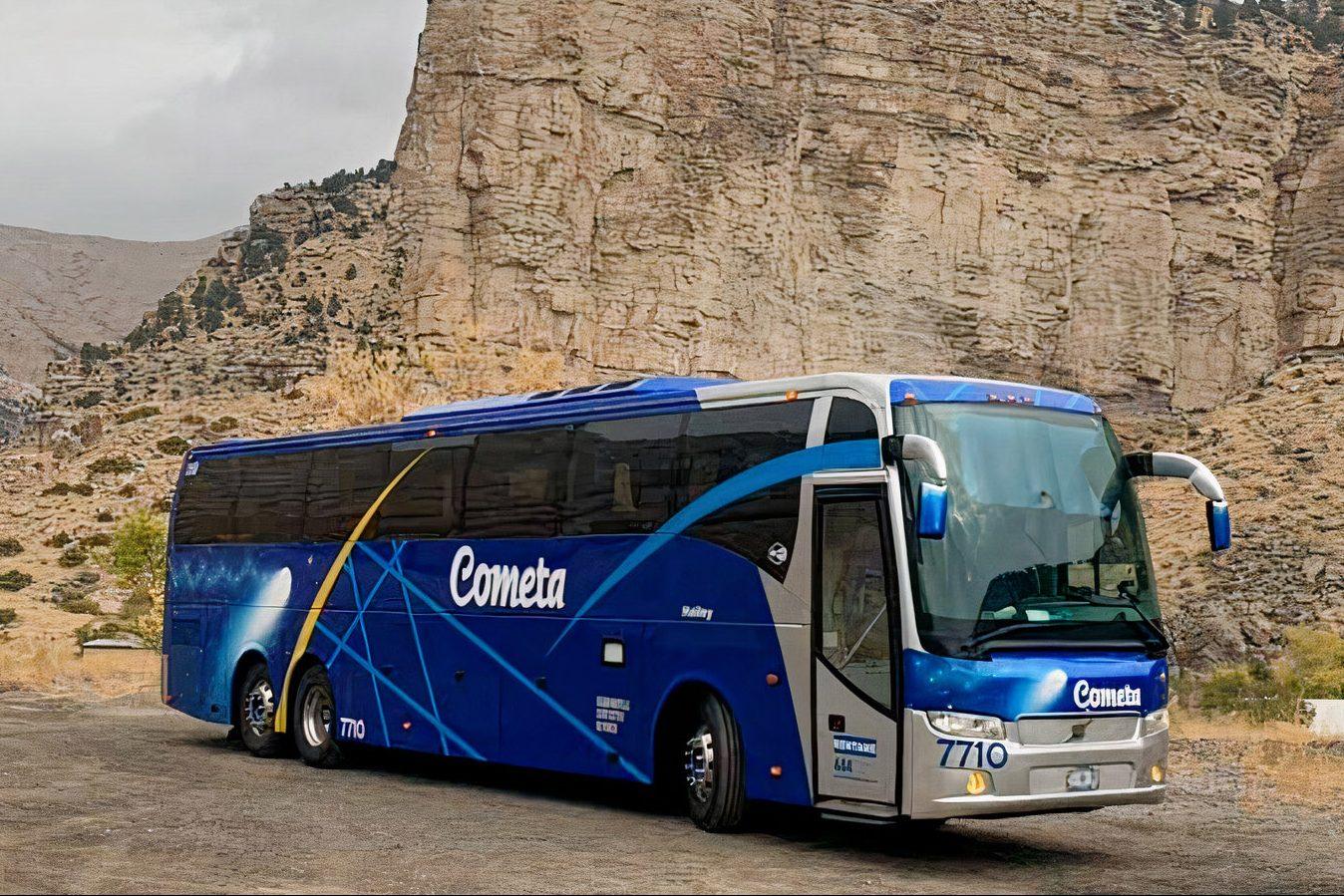 Viacao Cometa EUA Ônibus da