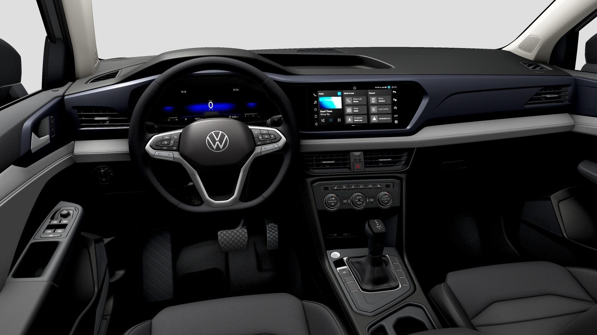 Volkswagen Taos Comfortline Painel