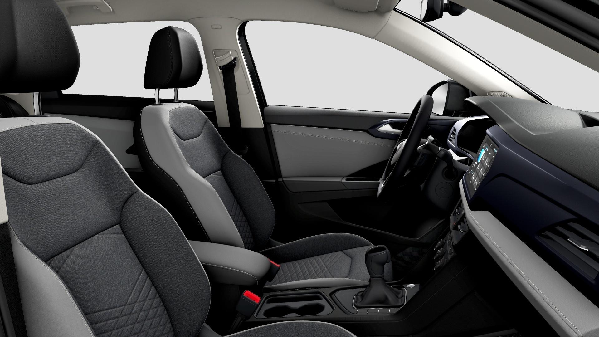 Volkswagen Taos Comfortline bancos de série