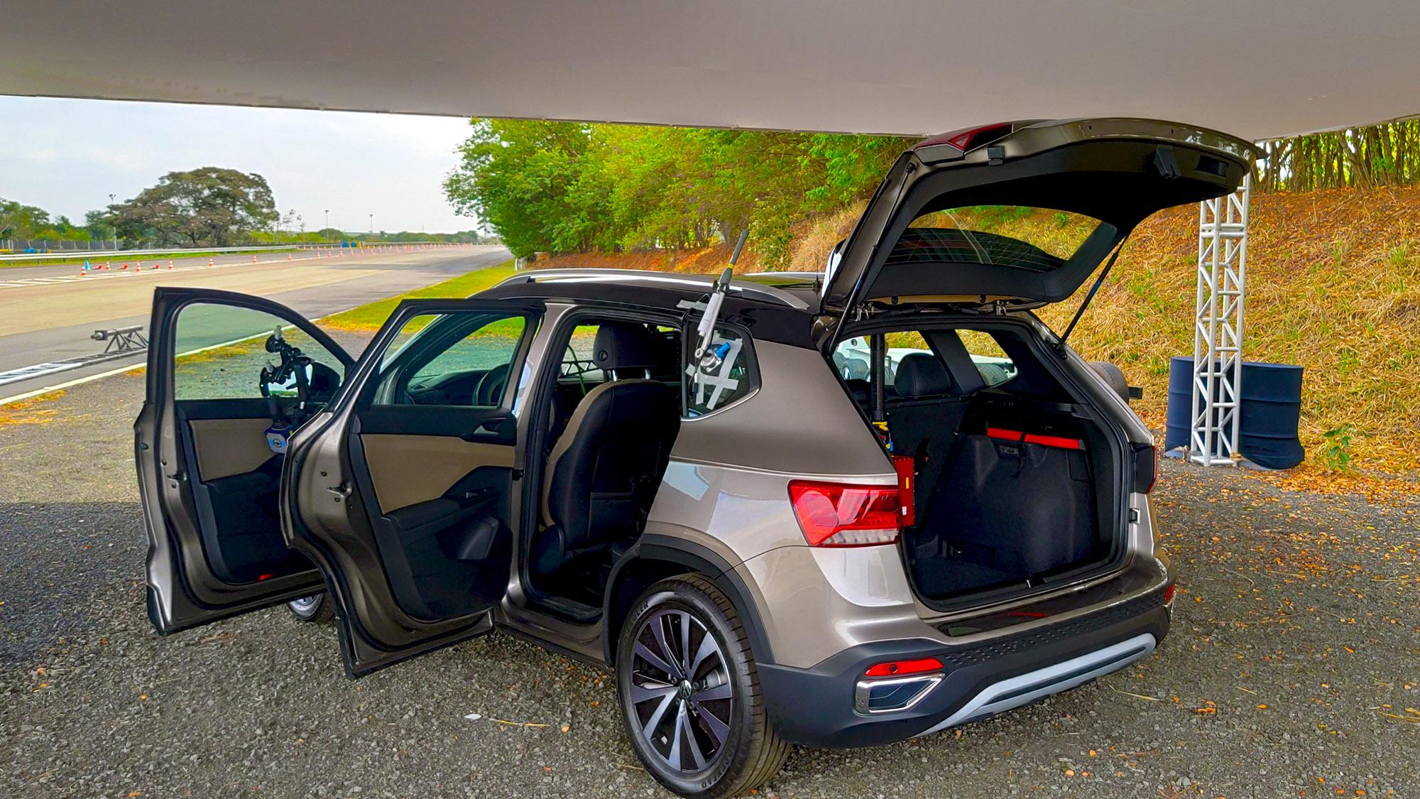 Volkswagen Taos Robô
