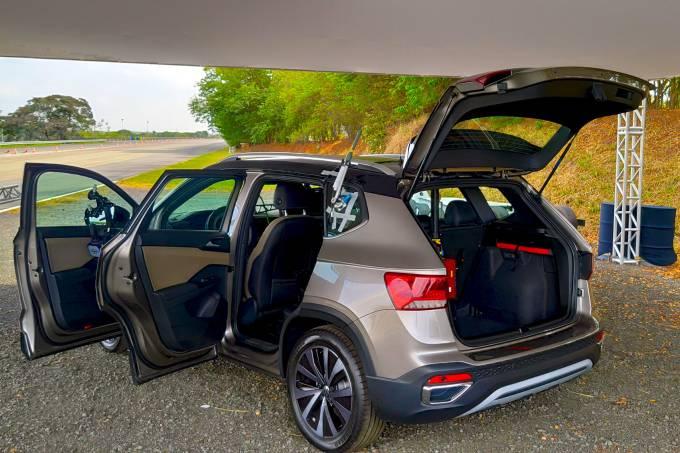 Volkswagen Taos Robô (1)