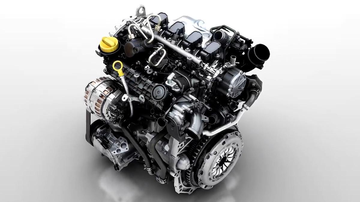 Captur fará a estreia do motor 1.3 TCe de 170 cv no Brasil