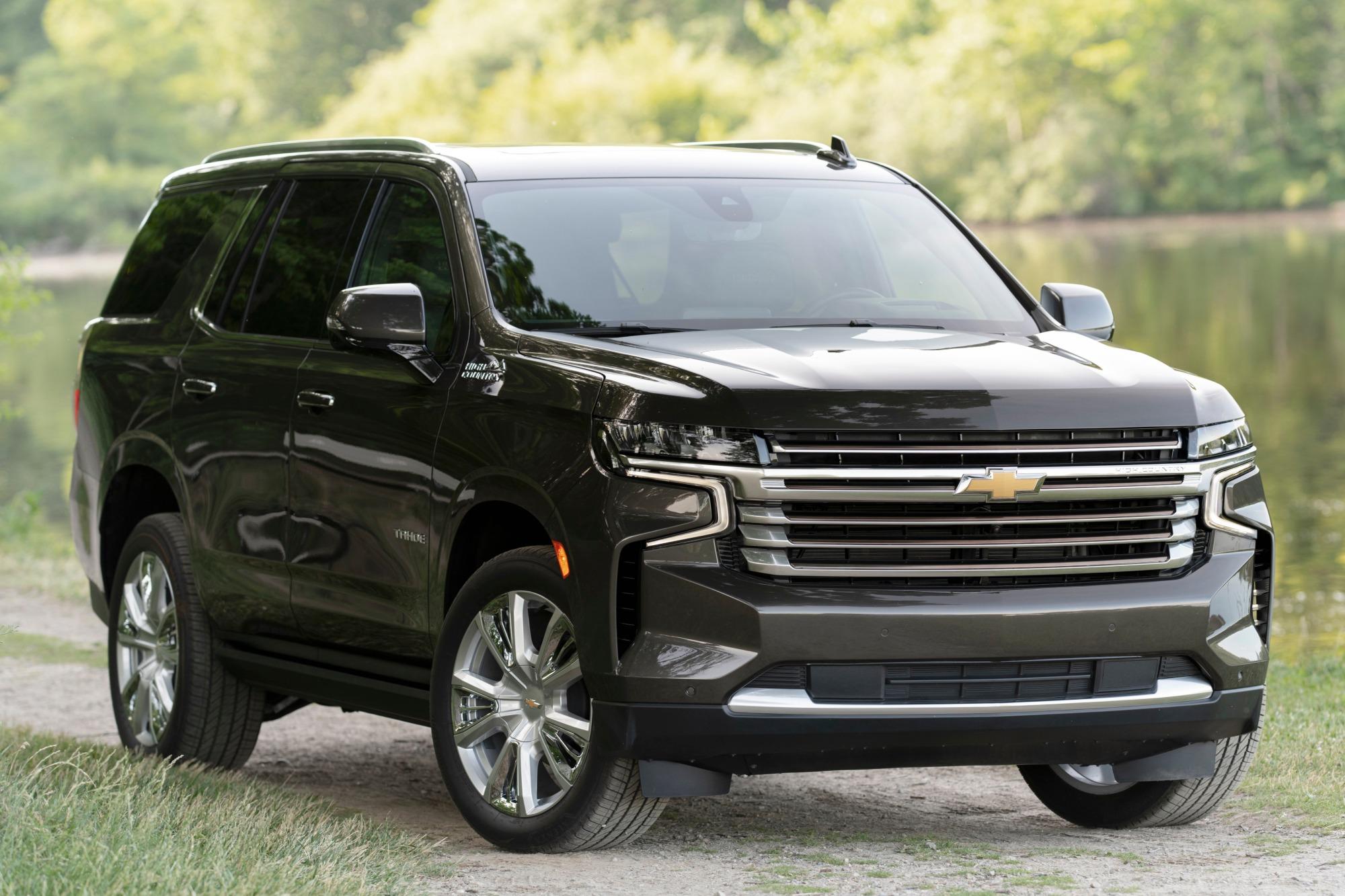 Chevrolet tahoe frente