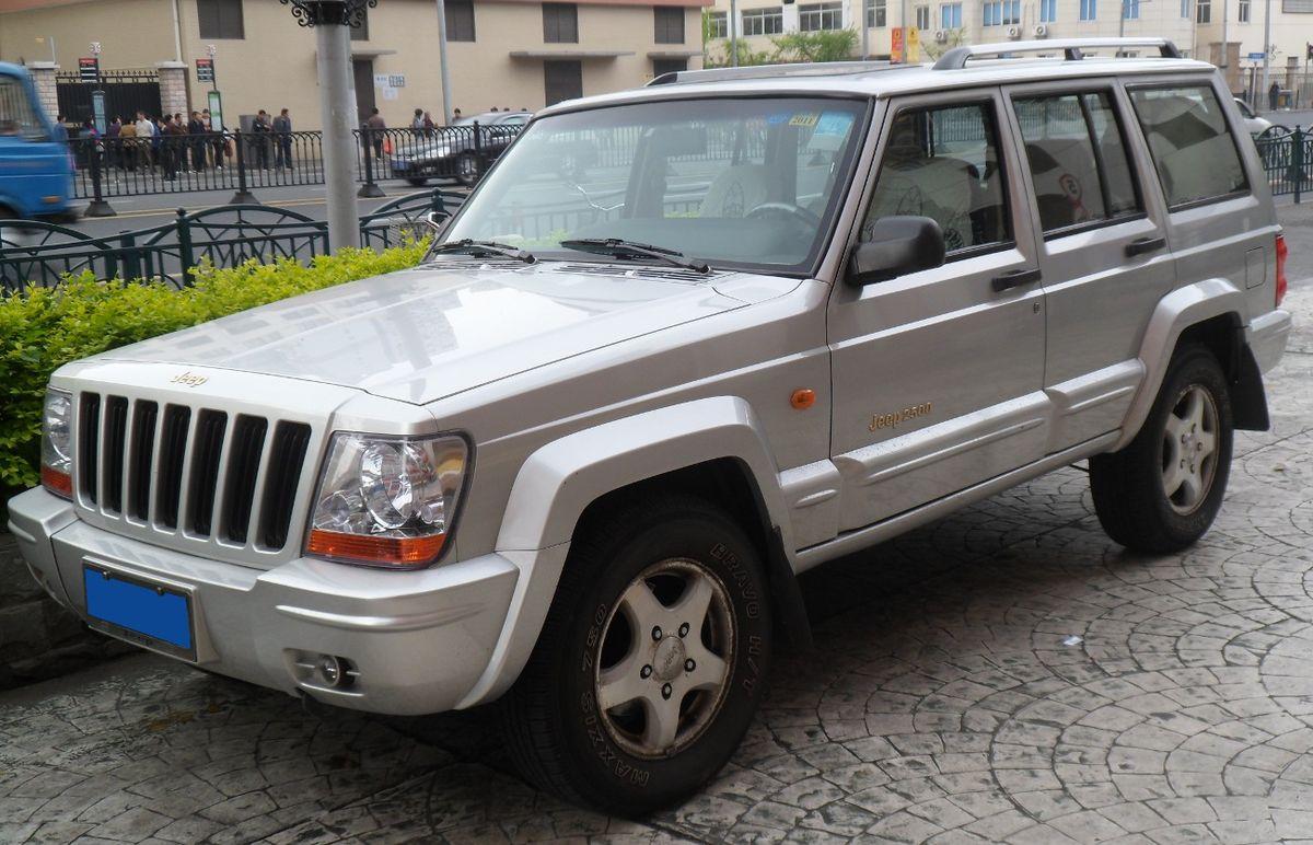 Beijing Jeep 2500