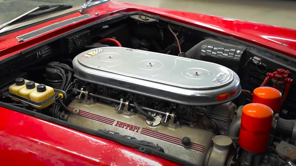 1967 Ferrari 330 GT V12 encontrada na Austrália (2)