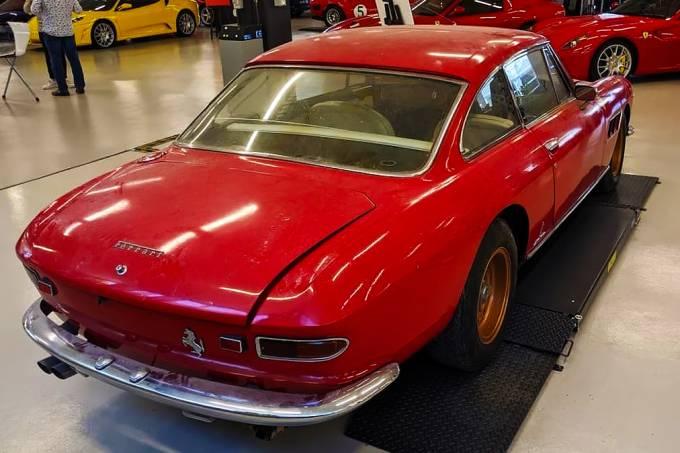 1967 Ferrari 330 GT V12 encontrada na Austrália (5)