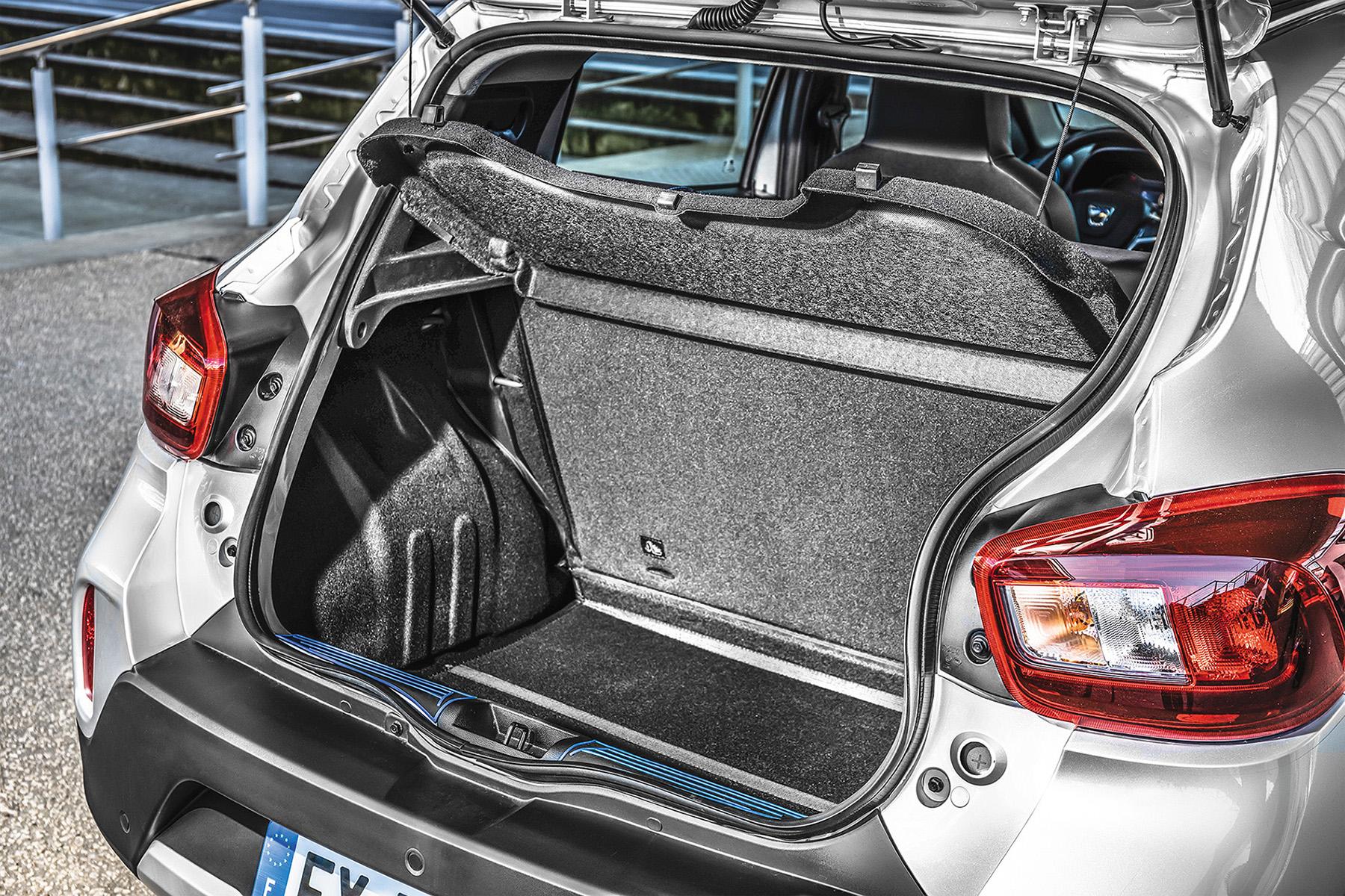 Porta-malas Dacia Spring