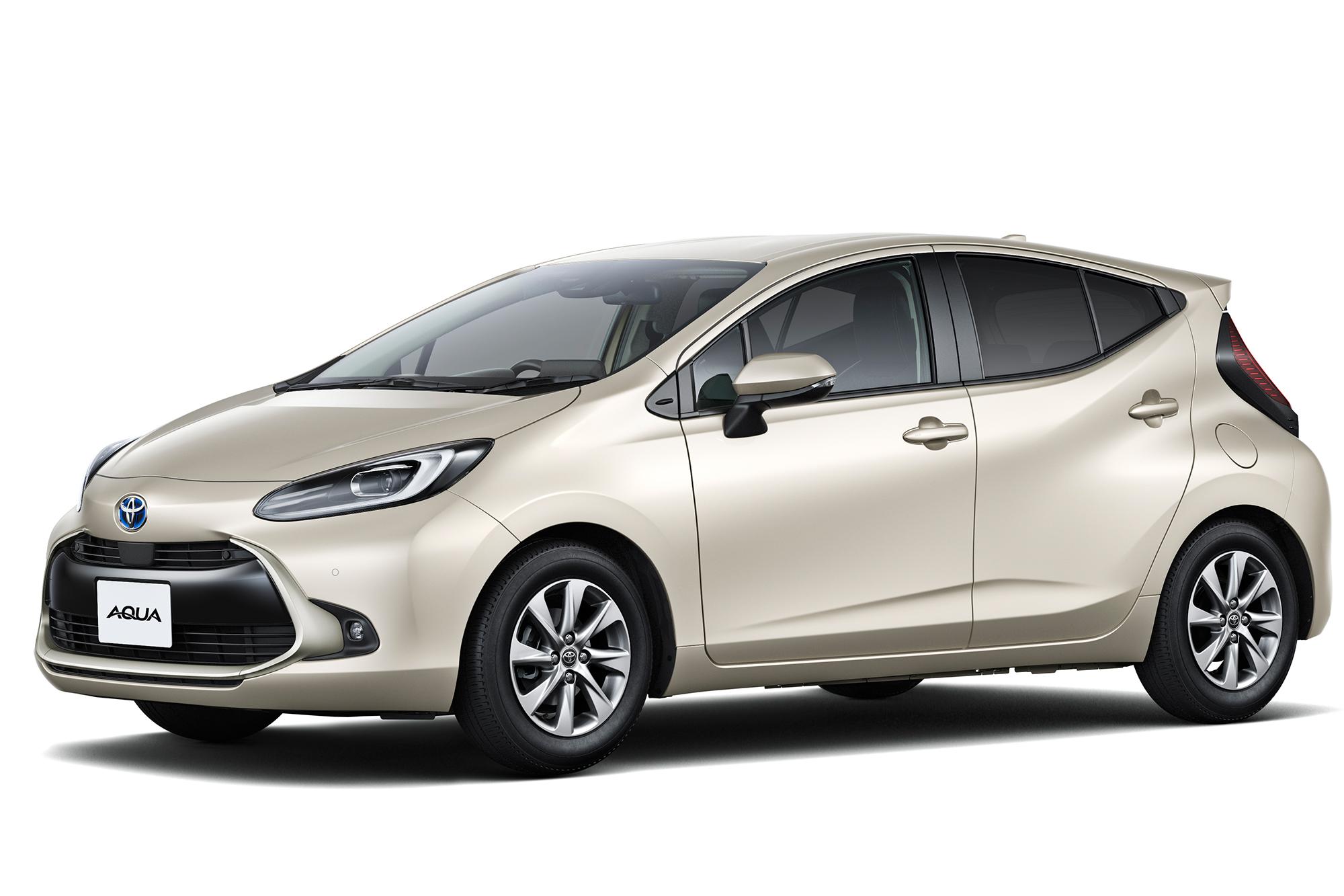 Toyota aqua japones