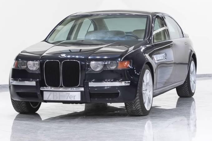 BMW protótipo 1