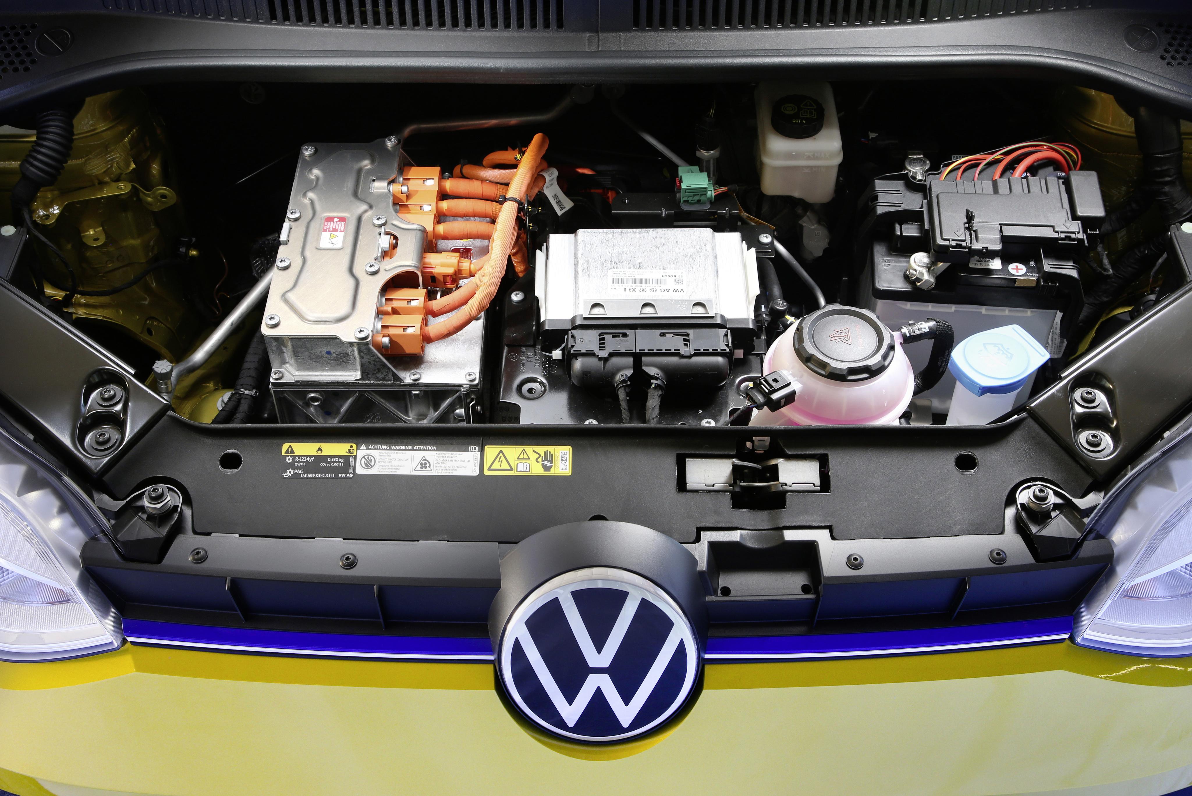 Motor do VW e-Up!