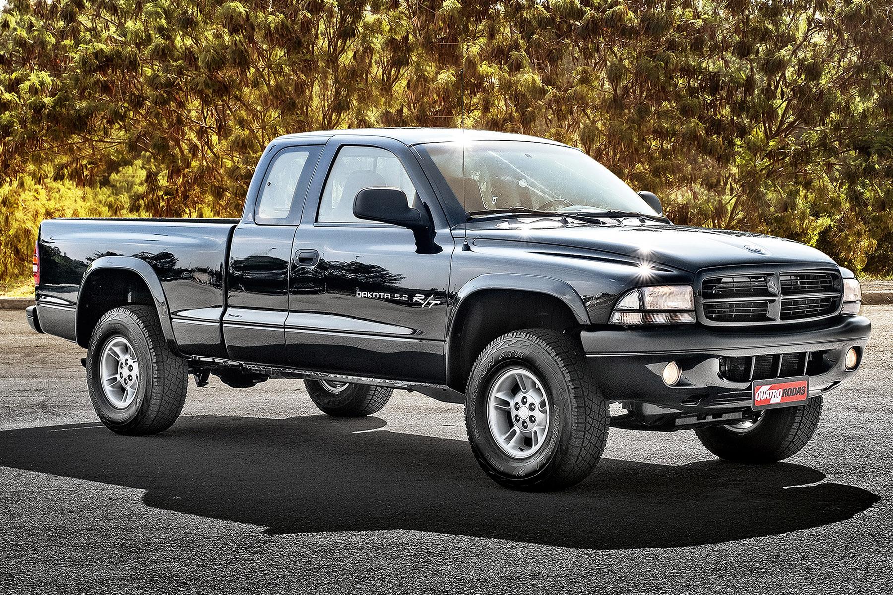 Dodge Dakota frente