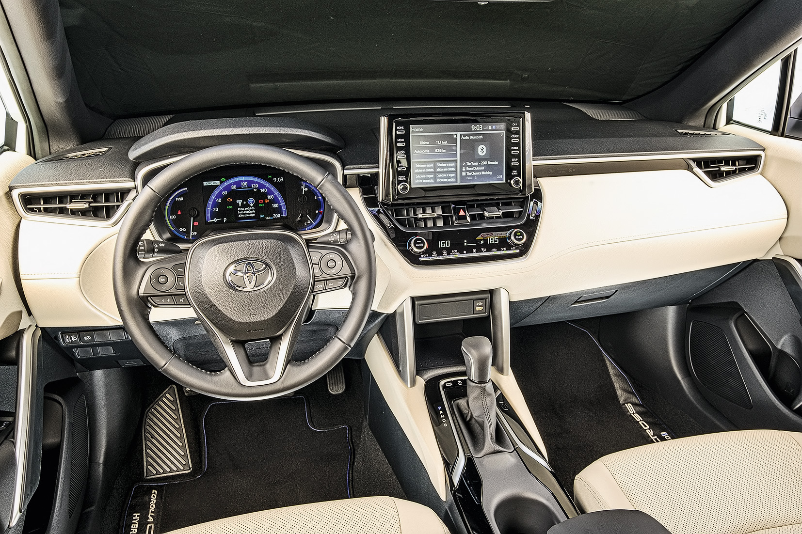 Toyota Corolla Cross XRX Hybrid