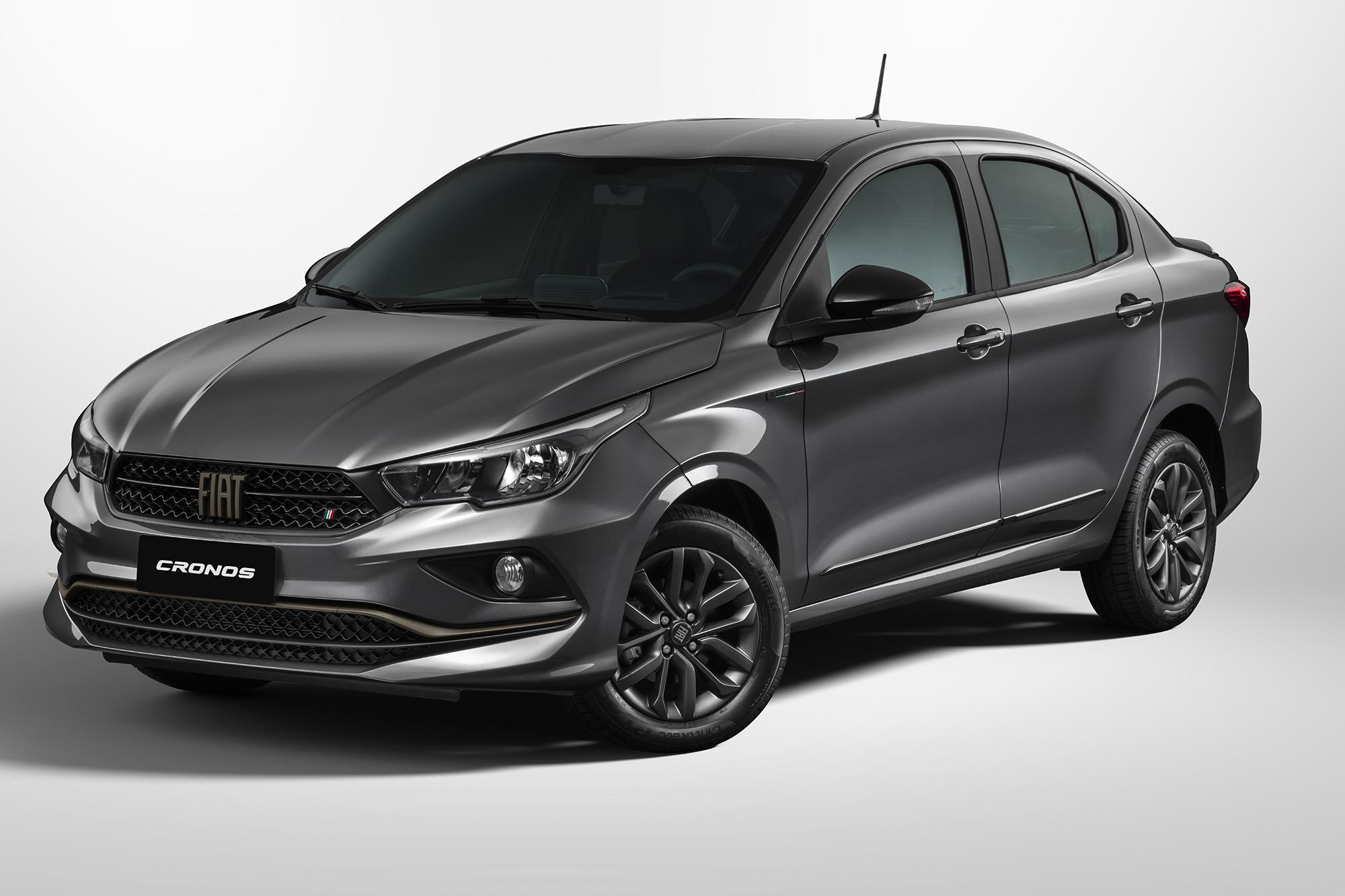 Novo Fiat Cronos S-Design 2022