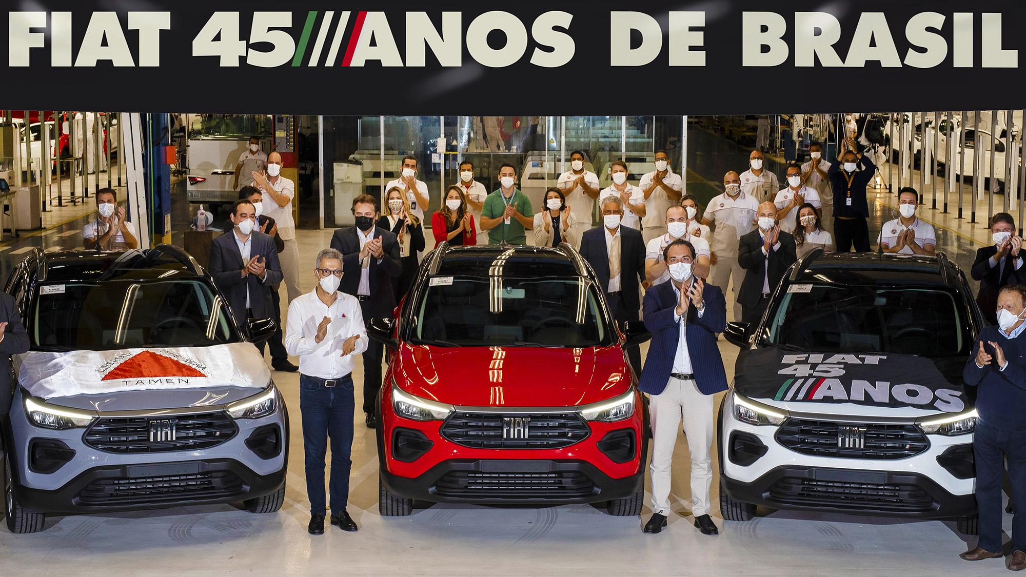 20210709 - BETIM-MG - FIAT 45 ANOS - Foto