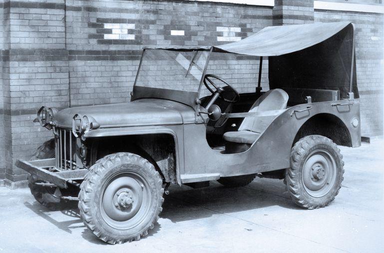 Bantam Reconnaissance Car 1940