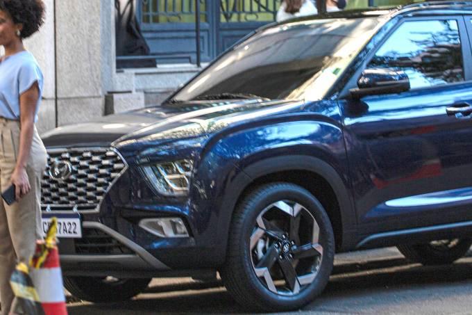 Hyundai Creta 2022 flagra (1)
