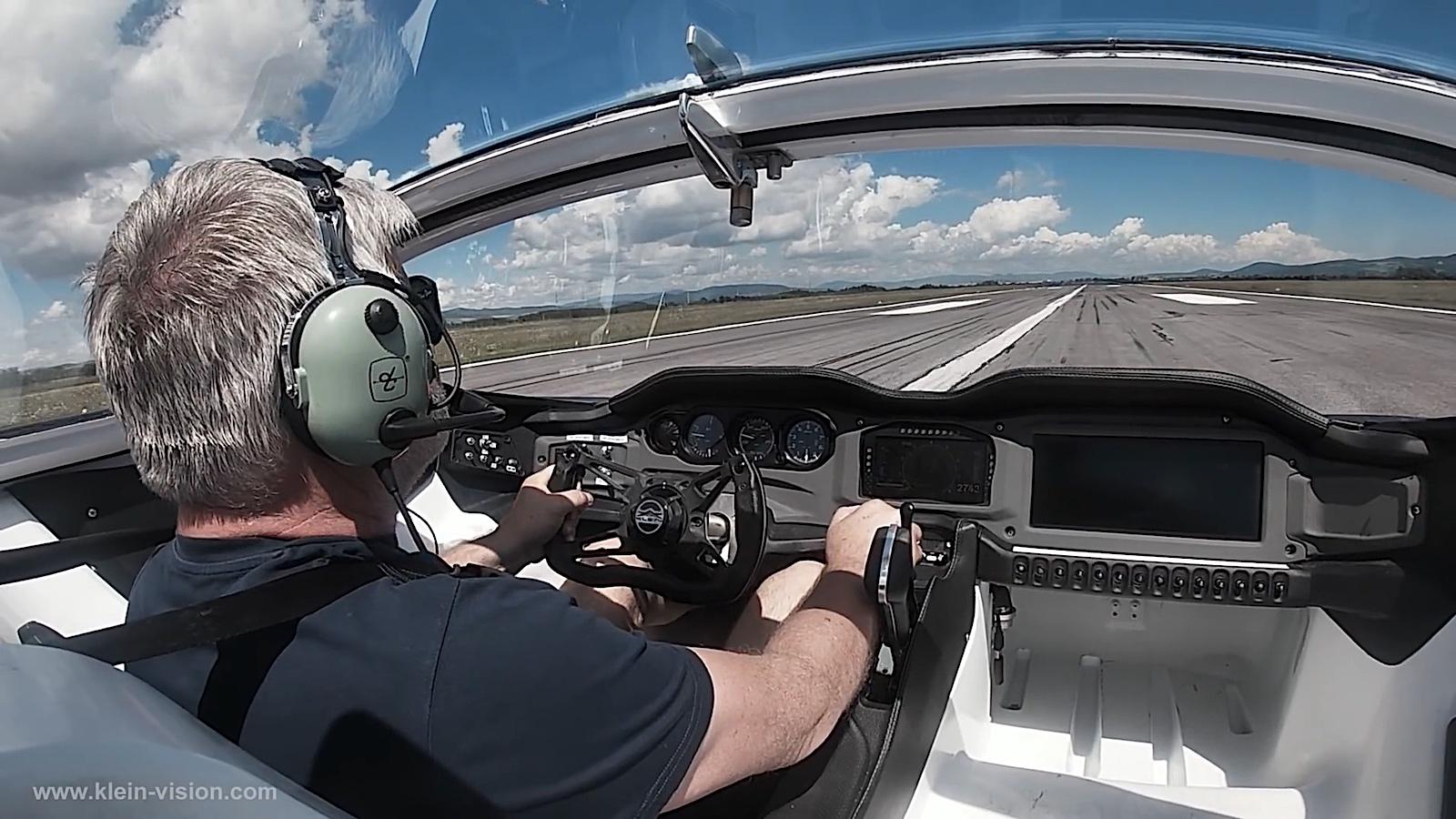Carro Voador AirCar