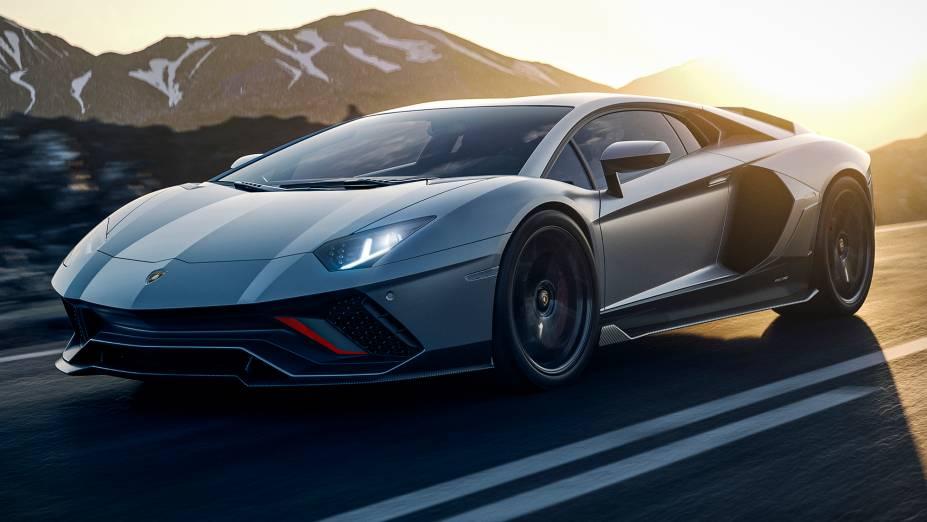 O cliente que utilizar a ferramenta de customização da Lamborghini poderá escolher entre 500 tons para a carroceria do modelo