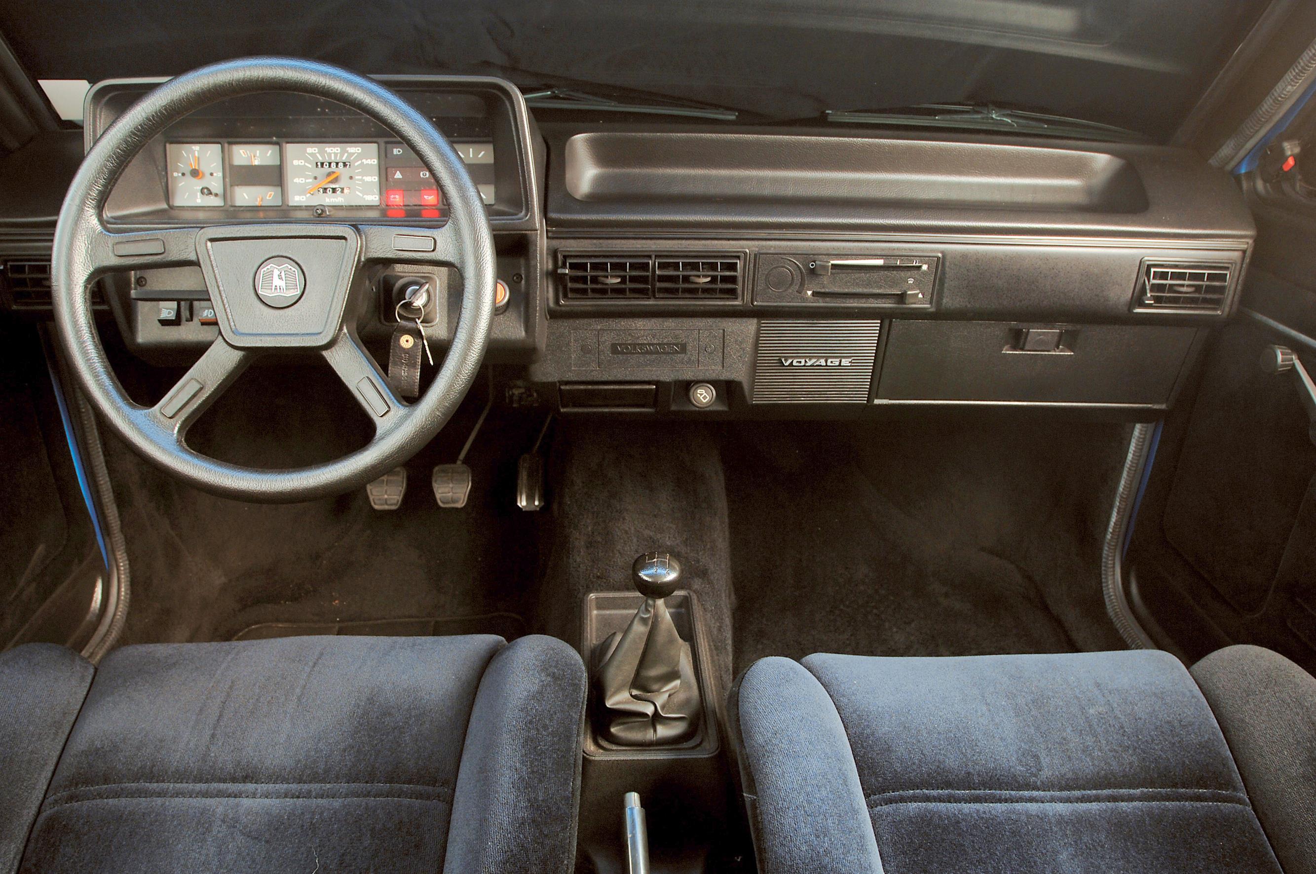 Volkswagen Voyage Los Angeles 1984