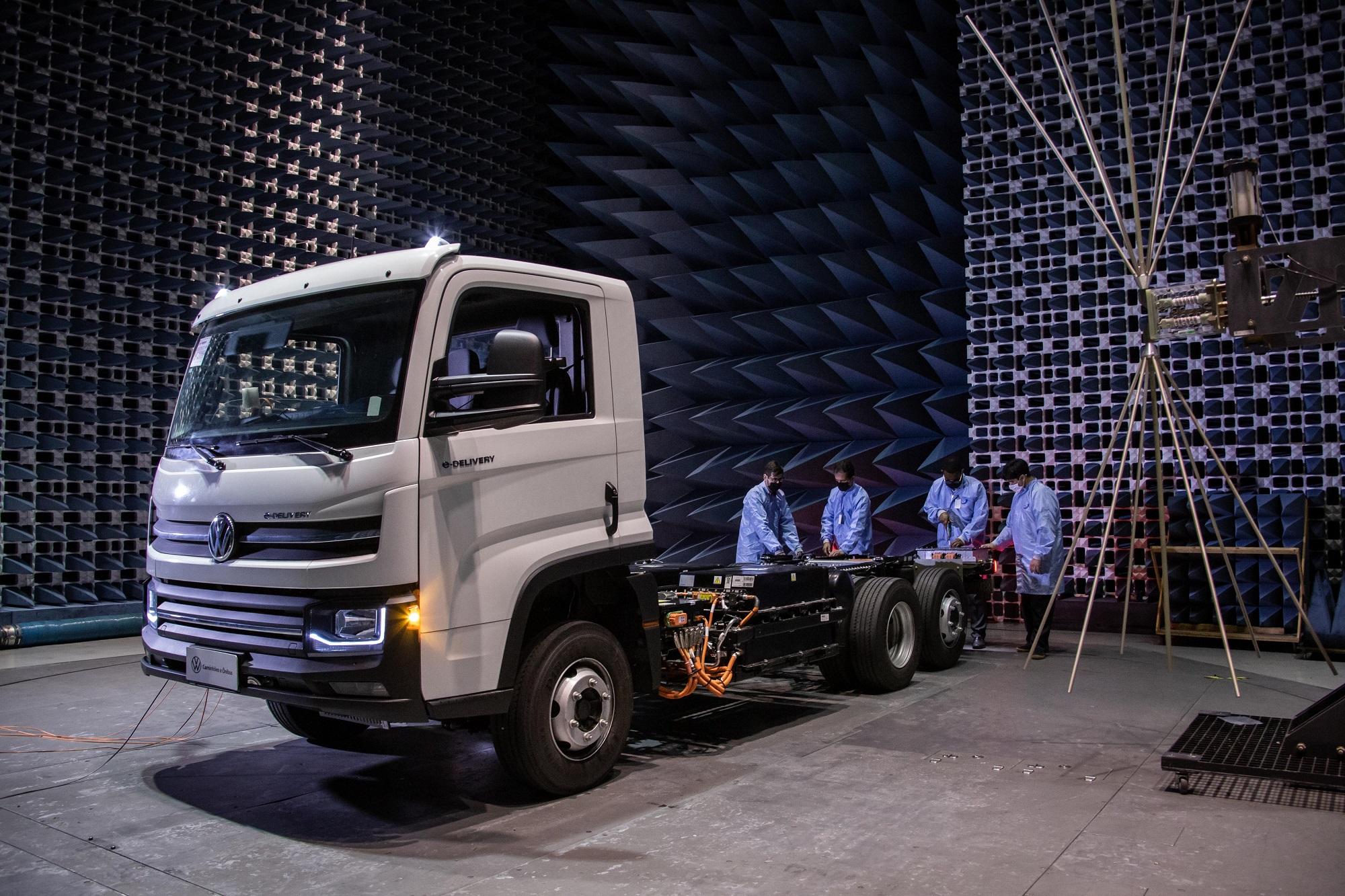 Volkswagen ressaltou a vastidão de ensaios realizada em busca de padrão global de qualidade