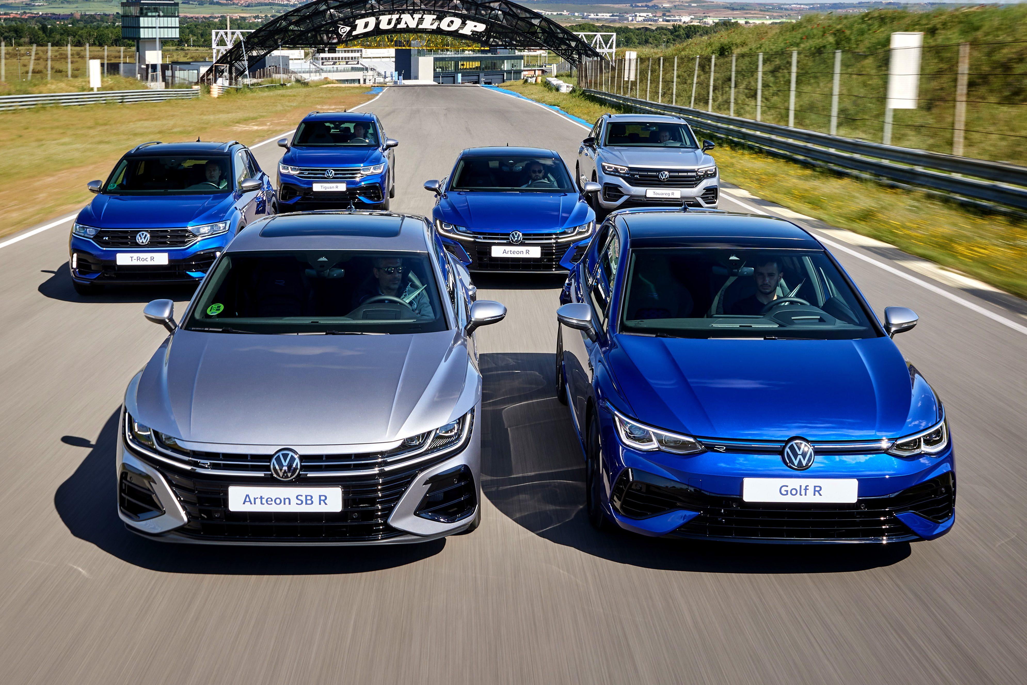Linha Volkswagen R