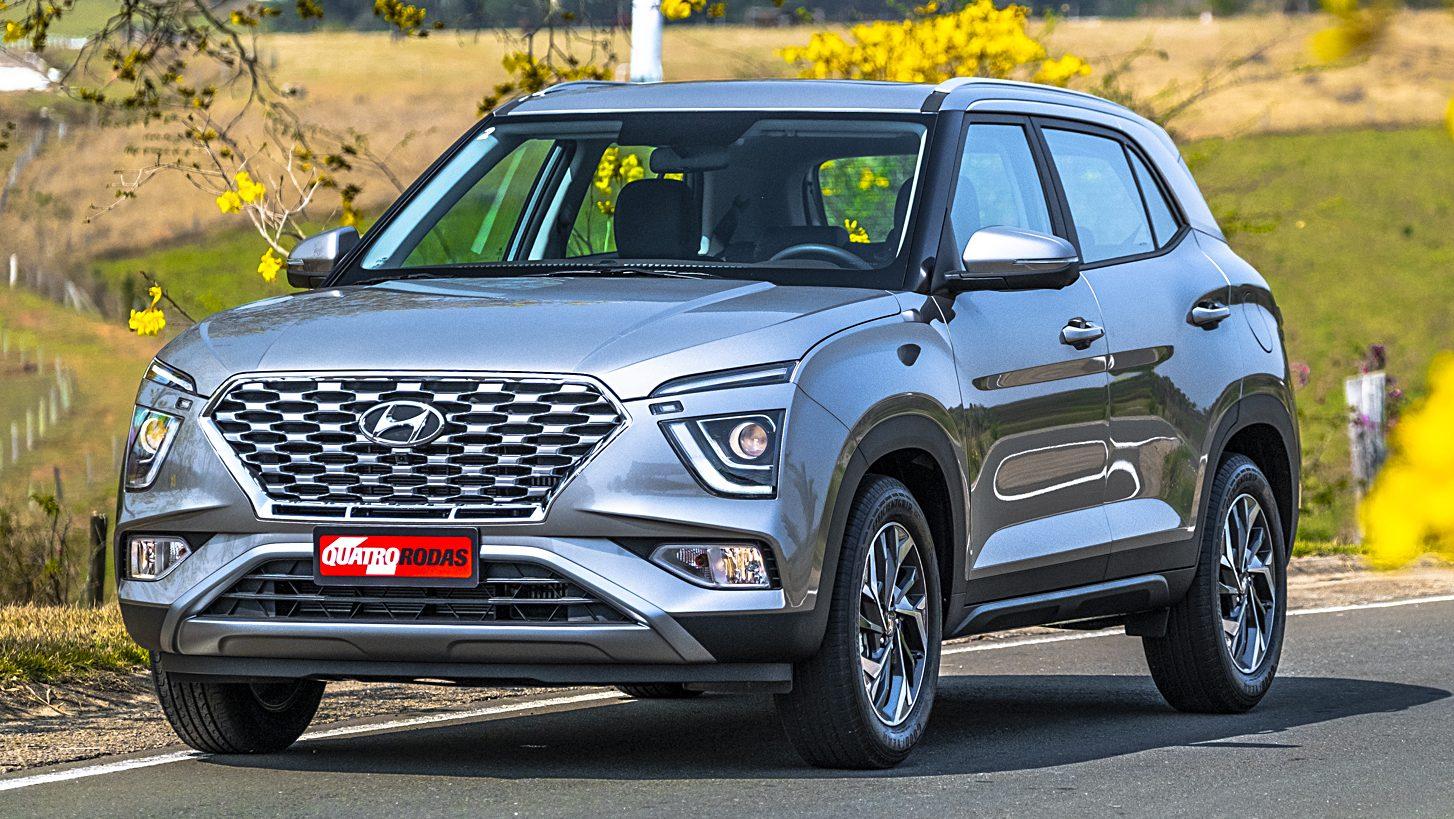 Novo Hyundai Creta 2022 testado por QUATRO RODAS