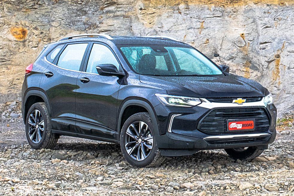 Chevrolet Tracker Premier 1.0
