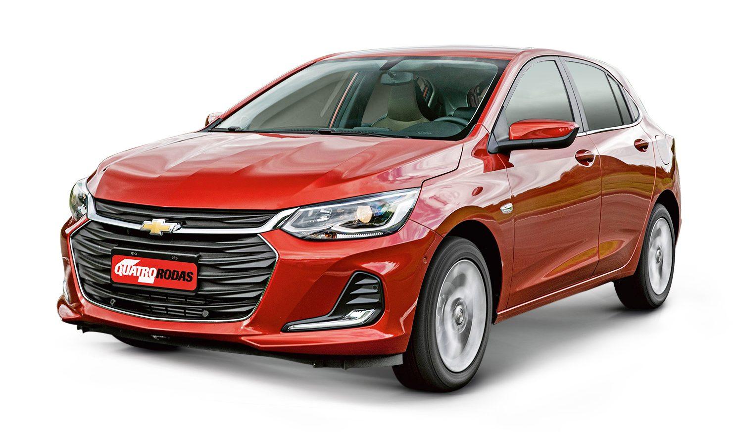 Chevrolet Onix 1.0 T Premier 2