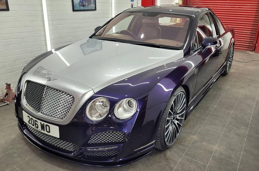 picape Bentley