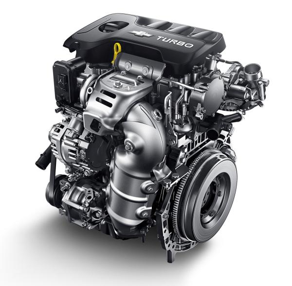 Motor Chevrolet 1.3 Ecotec turbo