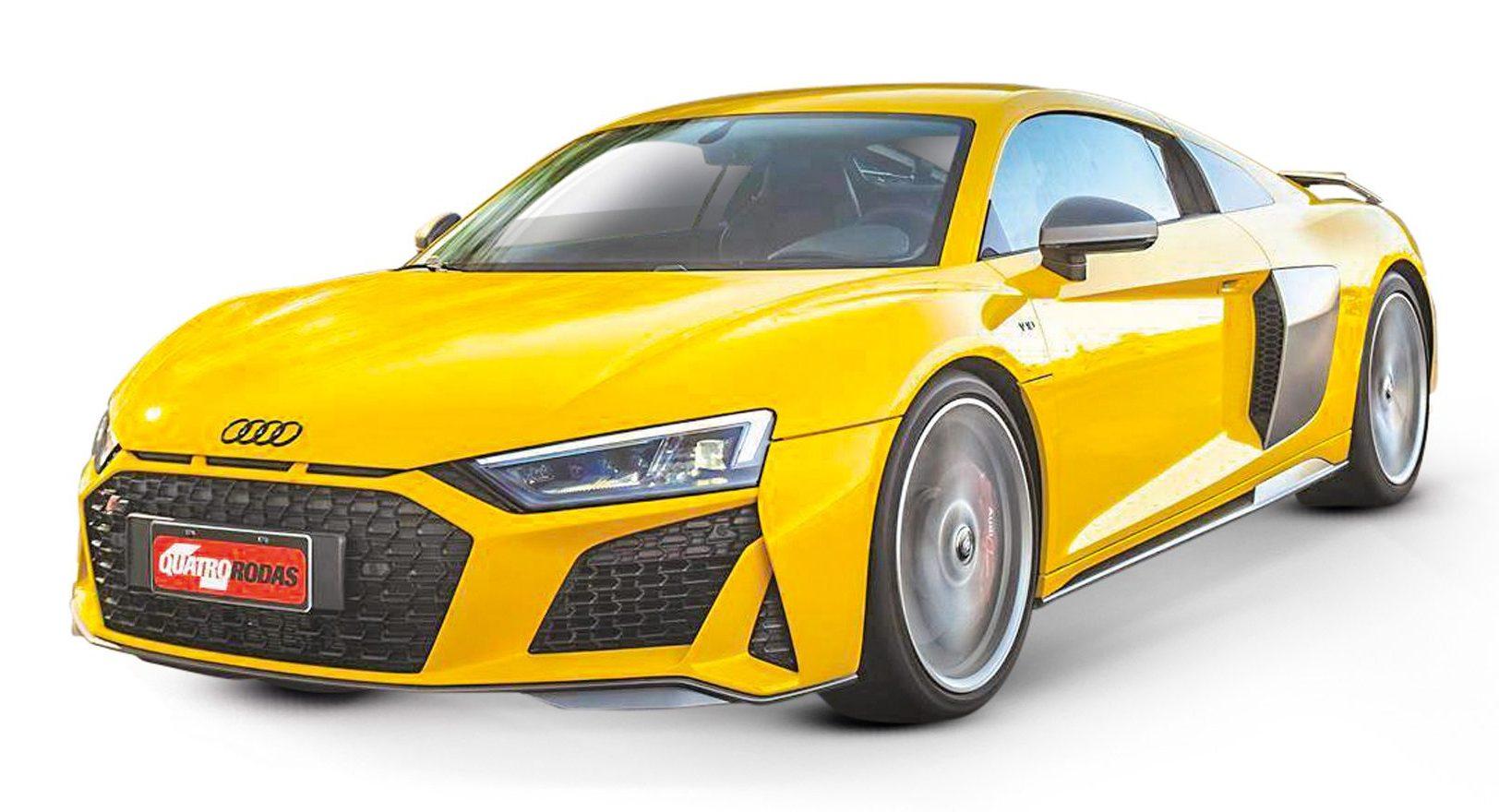 Audi R8 5.2 Perform. Quattro