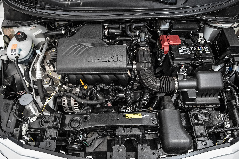 Nissan Versa MT