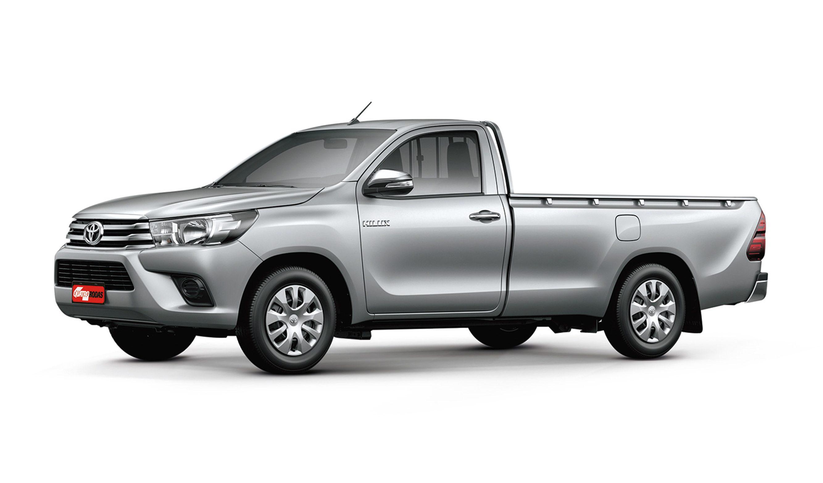 Toyota Hilux DSL CS 4x4 MT