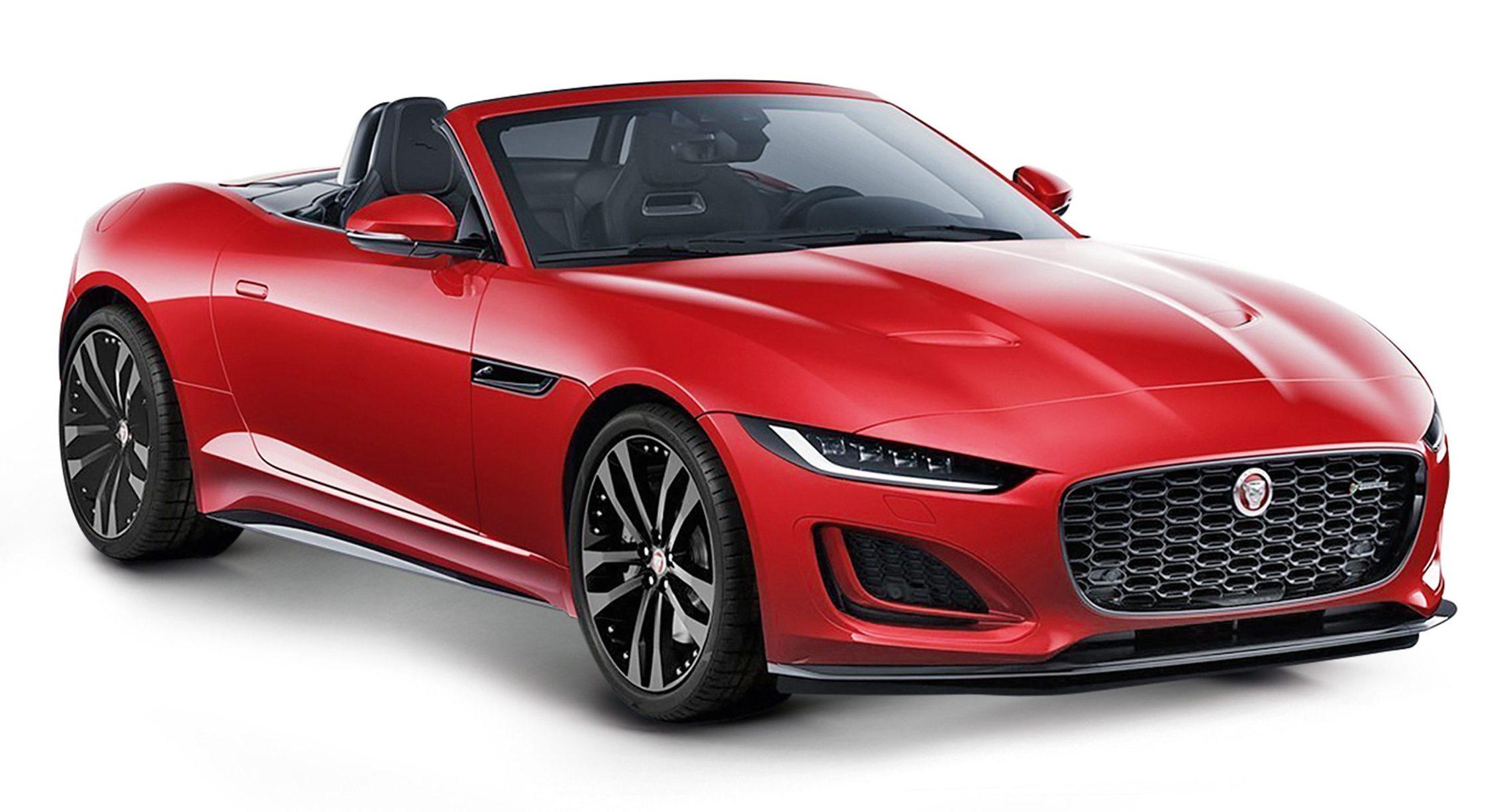 Jaguar F-Type R-Dynamic Cabrio