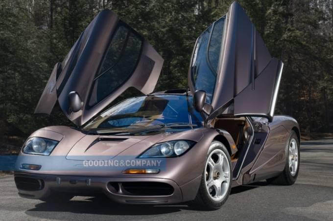 MClaren f1 1995 3