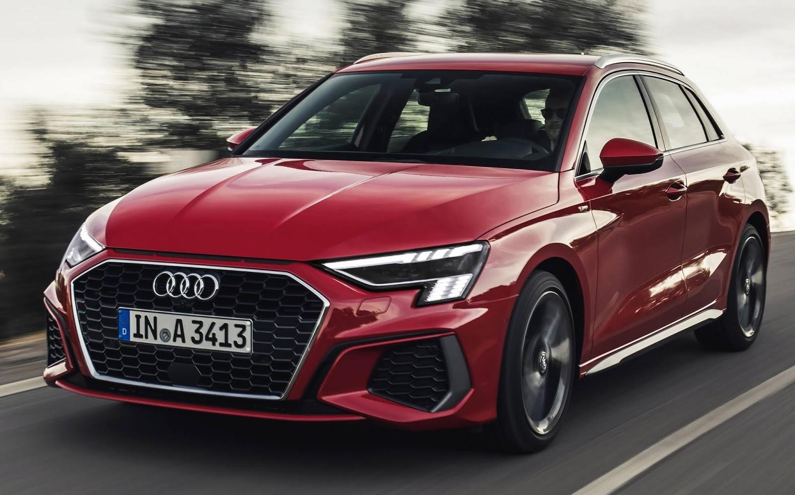Audi A3 Sportback 2022